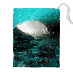 Mendenhall Ice Caves 2 Drawstring Pouches (xxl)
