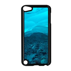 Mendenhall Ice Caves 1 Apple Ipod Touch 5 Case (black) by trendistuff