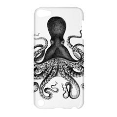 Vintage Octopus Apple iPod Touch 5 Hardshell Case