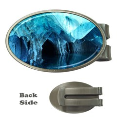 Marble Caves 3 Money Clips (oval)  by trendistuff