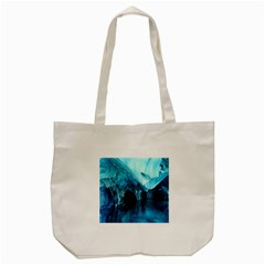 Marble Caves 3 Tote Bag (cream)