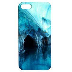 Marble Caves 3 Apple Iphone 5 Hardshell Case With Stand by trendistuff