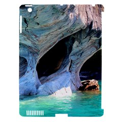 Marble Caves 2 Apple Ipad 3/4 Hardshell Case (compatible With Smart Cover) by trendistuff
