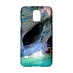 Marble Caves 2 Samsung Galaxy S5 Hardshell Case  by trendistuff