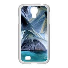Marble Caves 1 Samsung Galaxy S4 I9500/ I9505 Case (white) by trendistuff