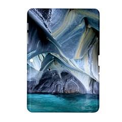 Marble Caves 1 Samsung Galaxy Tab 2 (10 1 ) P5100 Hardshell Case  by trendistuff