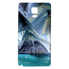 Marble Caves 1 Galaxy Note 4 Back Case by trendistuff