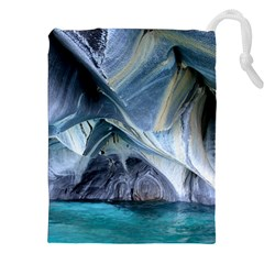 Marble Caves 1 Drawstring Pouches (xxl) by trendistuff