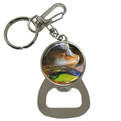 Left Fork Creek Bottle Opener Key Chains by trendistuff