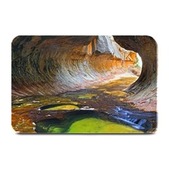 Left Fork Creek Plate Mats by trendistuff