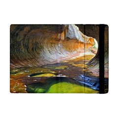 Left Fork Creek Apple Ipad Mini Flip Case by trendistuff