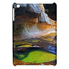 Left Fork Creek Apple Ipad Mini Hardshell Case by trendistuff