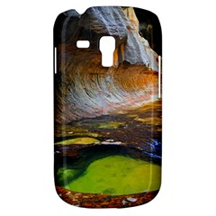 Left Fork Creek Samsung Galaxy S3 Mini I8190 Hardshell Case by trendistuff
