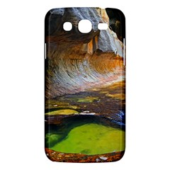 Left Fork Creek Samsung Galaxy Mega 5 8 I9152 Hardshell Case  by trendistuff
