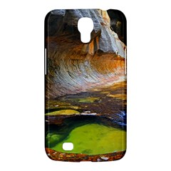 Left Fork Creek Samsung Galaxy Mega 6 3  I9200 Hardshell Case by trendistuff