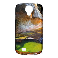 Left Fork Creek Samsung Galaxy S4 Classic Hardshell Case (pc+silicone) by trendistuff