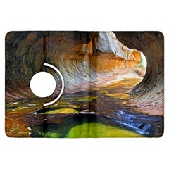Left Fork Creek Kindle Fire Hdx Flip 360 Case by trendistuff