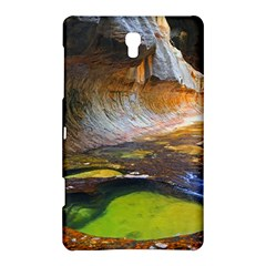 Left Fork Creek Samsung Galaxy Tab S (8 4 ) Hardshell Case  by trendistuff