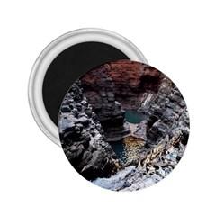 Karijini Canyon 2 25  Magnets by trendistuff