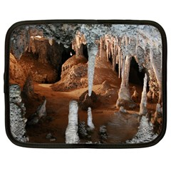 Jenolan Imperial Cave Netbook Case (large) by trendistuff