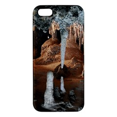Jenolan Imperial Cave Apple Iphone 5 Premium Hardshell Case by trendistuff