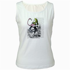 Flamingo Croquet Women s Tank Tops