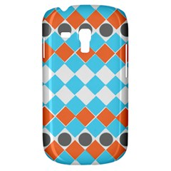 Tribal Pattern Samsung Galaxy S3 Mini I8190 Hardshell Case by JDDesigns