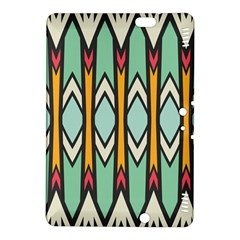 Rhombus And Arrows Patternkindle Fire Hdx 8 9  Hardshell Case by LalyLauraFLM