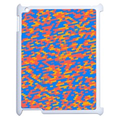 Pixels			apple Ipad 2 Case (white) by LalyLauraFLM