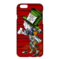 The Mad Hatter Apple Iphone 6 Plus/6s Plus Hardshell Case