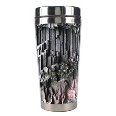 Fingals Cave Stainless Steel Travel Tumblers by trendistuff