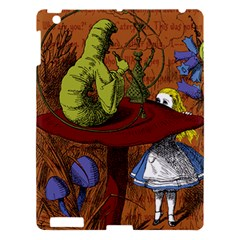 Alice In Wonderland Apple Ipad 3/4 Hardshell Case