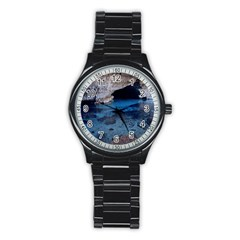 Chapada Diamantina 2 Stainless Steel Round Watches by trendistuff