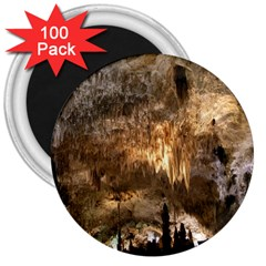Carlsbad Caverns 3  Magnets (100 Pack) by trendistuff