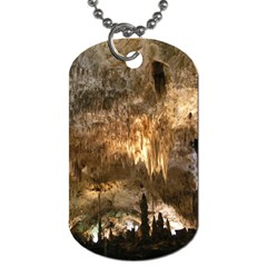 Carlsbad Caverns Dog Tag (two Sides) by trendistuff