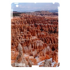 Bryce Canyon Amp Apple Ipad 3/4 Hardshell Case (compatible With Smart Cover) by trendistuff