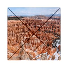 Bryce Canyon Amp Acrylic Tangram Puzzle (6  X 6 ) by trendistuff