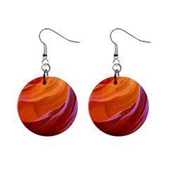 Antelope Canyon 2m Mini Button Earrings by trendistuff