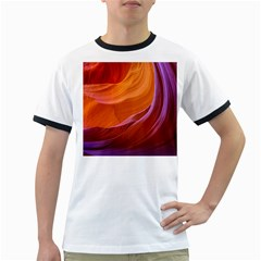 Antelope Canyon 2m Ringer T Shirts by trendistuff