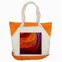 Antelope Canyon 2m Accent Tote Bag  by trendistuff