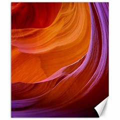 Antelope Canyon 2m Canvas 20  X 24   by trendistuff