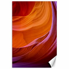 Antelope Canyon 2m Canvas 24  X 36  by trendistuff