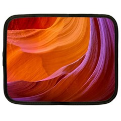 Antelope Canyon 2m Netbook Case (xl)  by trendistuff