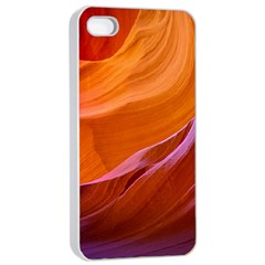 Antelope Canyon 2m Apple Iphone 4/4s Seamless Case (white) by trendistuff