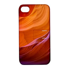 Antelope Canyon 2m Apple Iphone 4/4s Hardshell Case With Stand by trendistuff