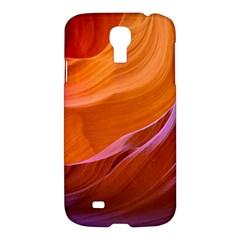 Antelope Canyon 2m Samsung Galaxy S4 I9500/i9505 Hardshell Case by trendistuff