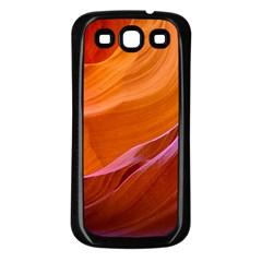 Antelope Canyon 2m Samsung Galaxy S3 Back Case (black) by trendistuff