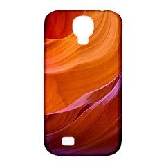 Antelope Canyon 2m Samsung Galaxy S4 Classic Hardshell Case (pc+silicone) by trendistuff