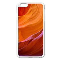 Antelope Canyon 2m Apple Iphone 6 Plus/6s Plus Enamel White Case by trendistuff