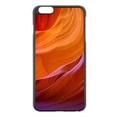 Antelope Canyon 2m Apple Iphone 6 Plus/6s Plus Black Enamel Case by trendistuff